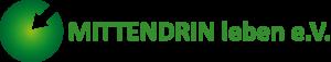 Logo MITTENDRIN leben e.V.