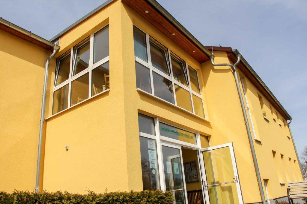 Intensiv Betreutes Einzelwohnen für Suchtkranke Brodauer Straße